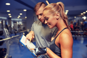 How to Keep a Fitness Workout Diary