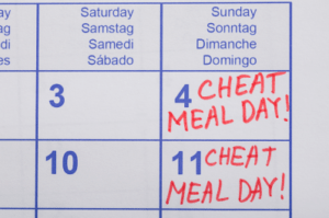 What is cheatmeal and how to do it correctly