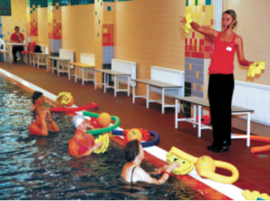 Pool Activities and Aqua Aerobics