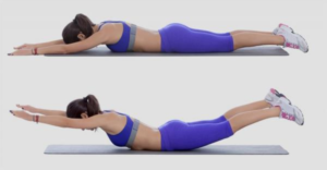"""Very effective and useful for the back exercise """"boat"""""""