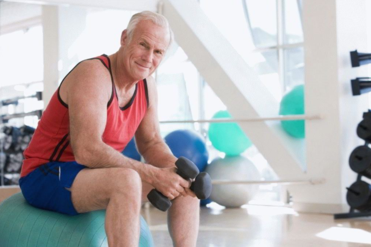 Sports after 50-55 years - how to stay active and not harm your health?