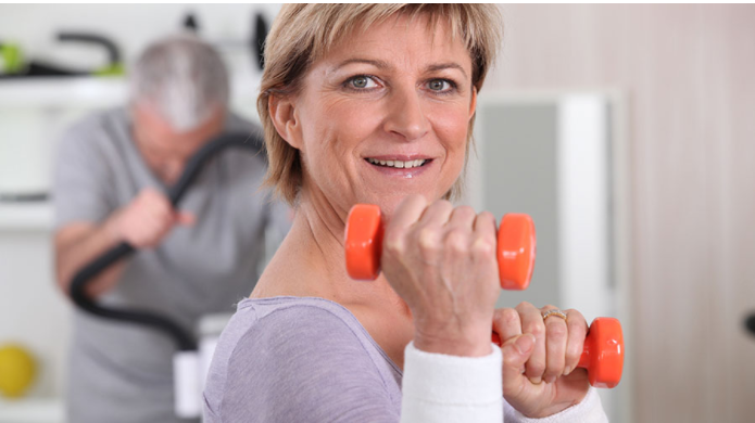 Fitness for those over 50: what exercise prolong life?
